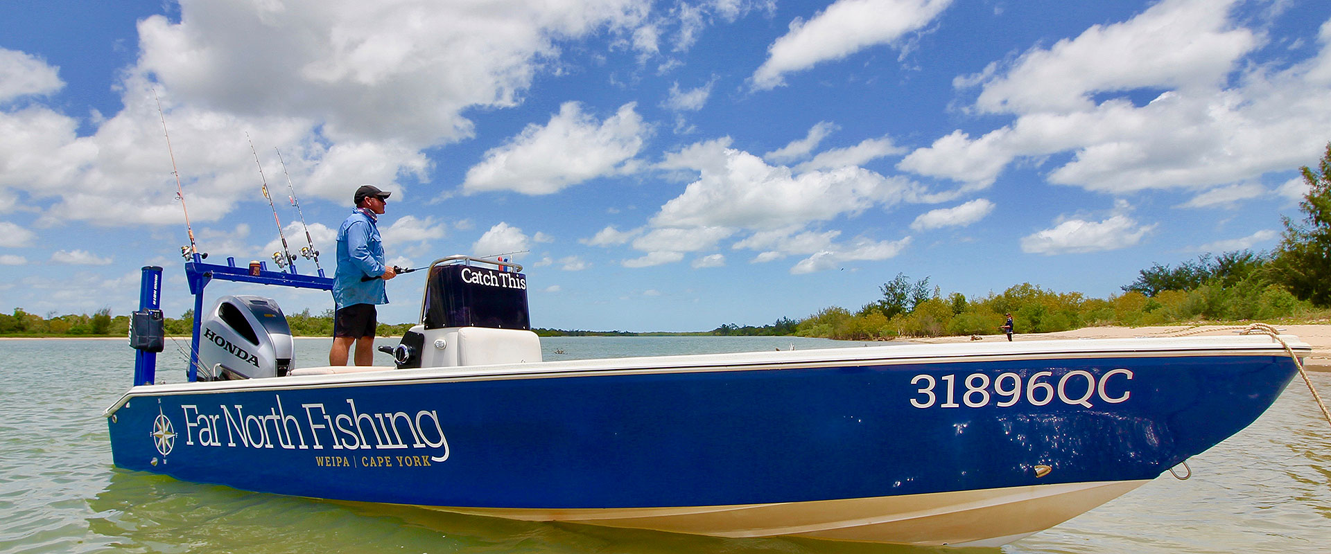 OUR BOATS <span>FAR NORTH FISHING WEIPA</span>