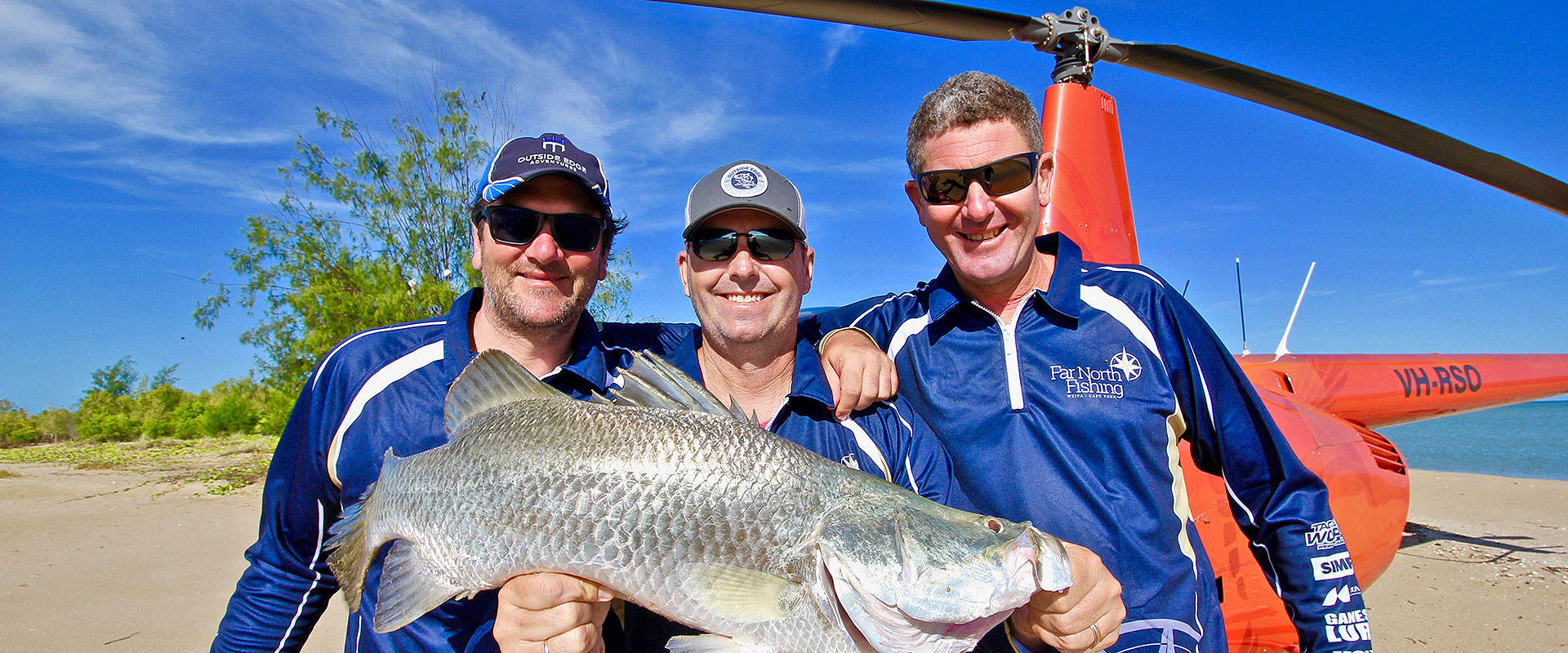 WEIPA FISHING <span>CHARTER WITH US</span>