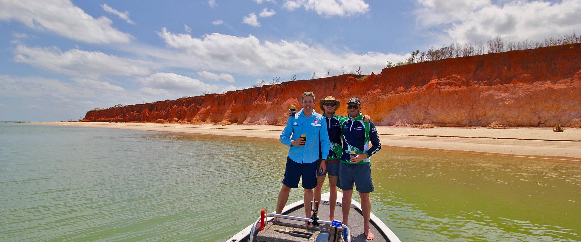 WEIPA FISHING CHARTERS <span>FIVE DAY TRIPS</span>